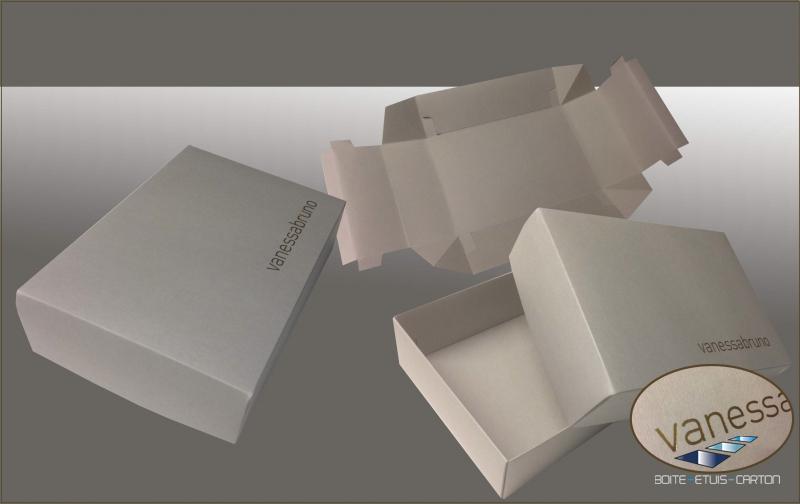 boite cloche en carton. Black Bedroom Furniture Sets. Home Design Ideas